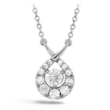 Hearts On Fire Copley Optima Diamond Pendant Necklace