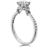Hearts On Fire Optima Engagement Ring Diamond Band