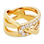 Hearts On Fire Optima Diamond Ring