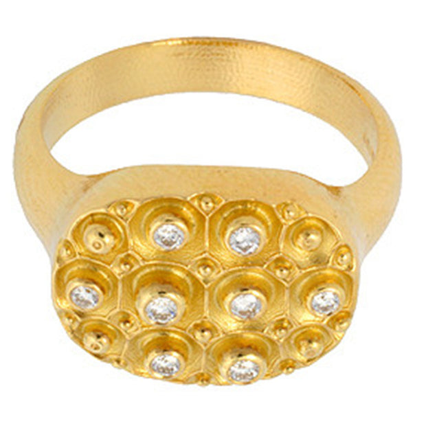 Alex Sepkus Bubbles Ring - R-100