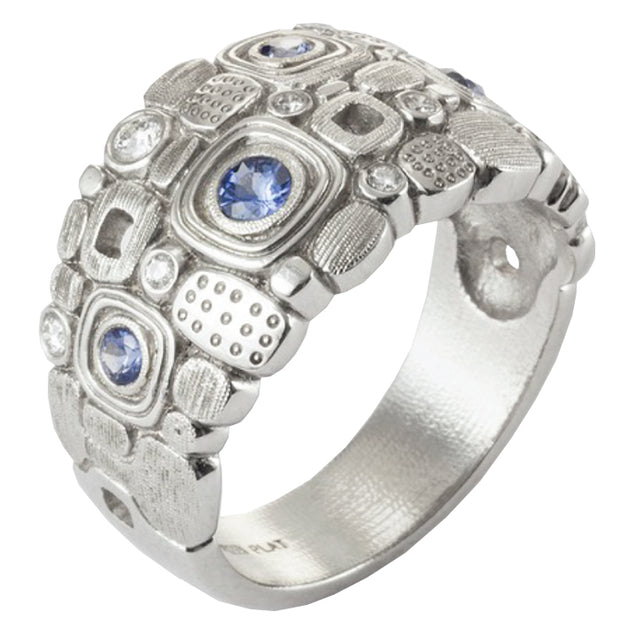 Alex Sepkus Little Windows Ring - R-101PS