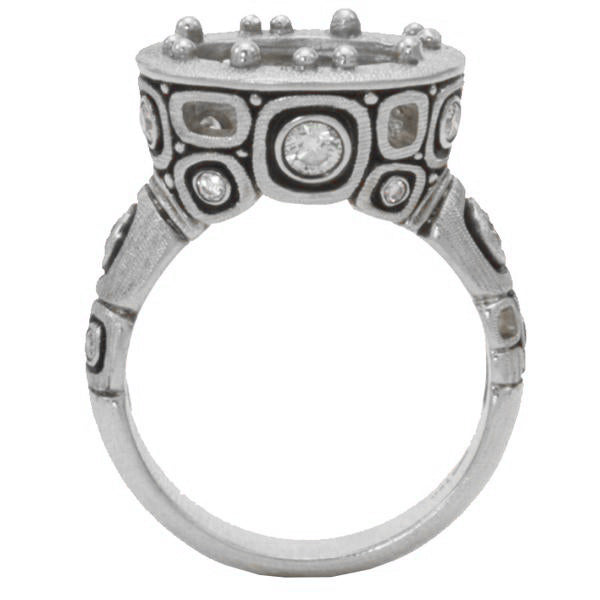 Alex Sepkus Little Windows Large Ring - R-108PMDA
