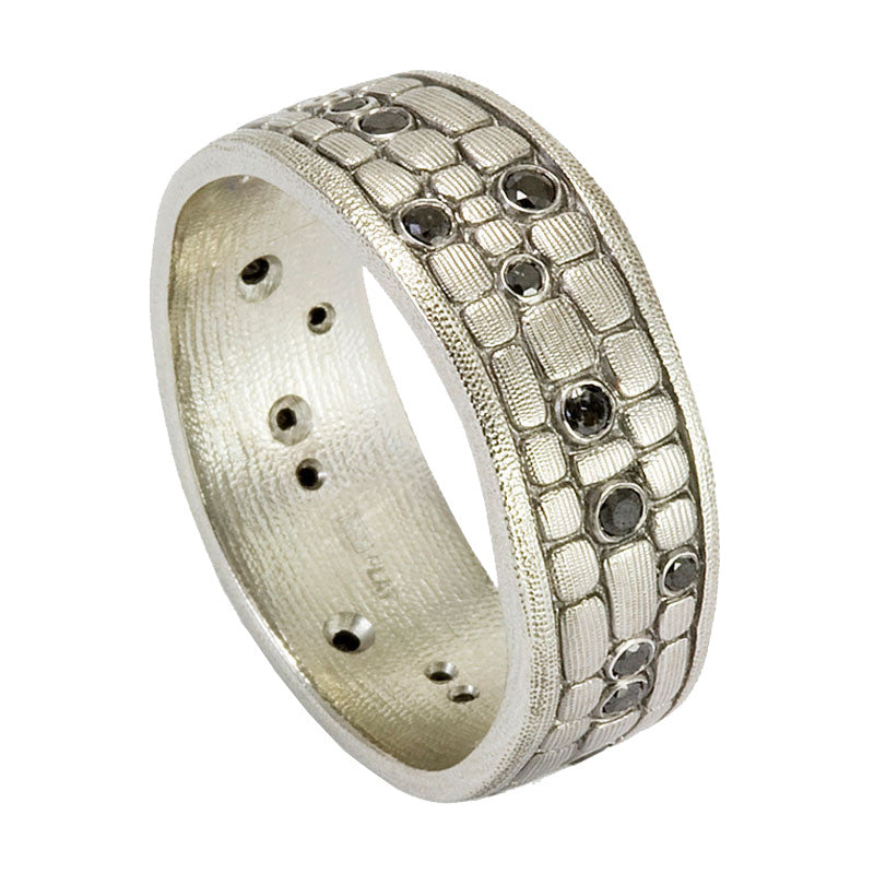 Alex Sepkus Stone Wall Ring - R-125P
