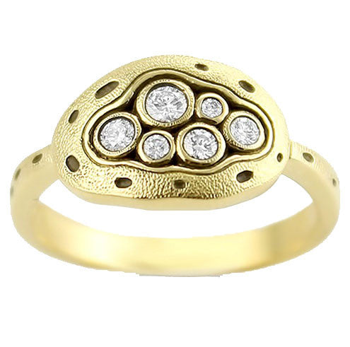 Alex Sepkus Circles Ring - R-140D