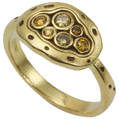 Alex Sepkus Circles Ring - R-140DC