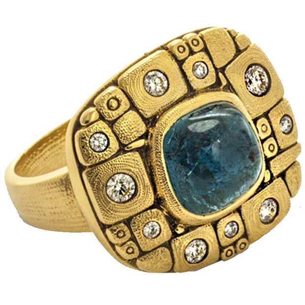 Alex Sepkus Mosaic Ring - R-181MD
