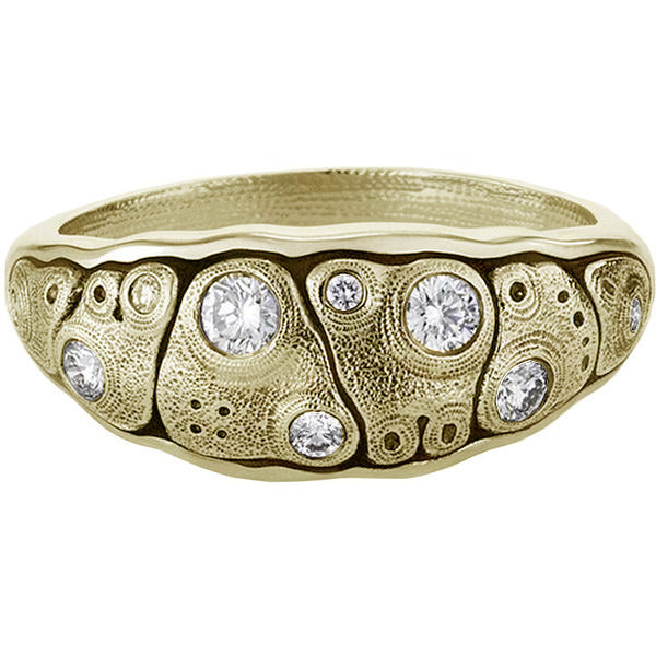 Alex Sepkus Anna Dome Ring - R-203D