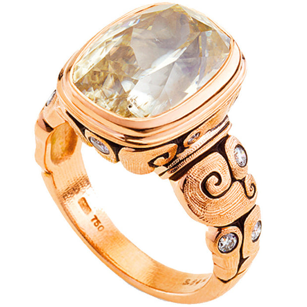 Alex Sepkus Seashell Ring - R-215RMD