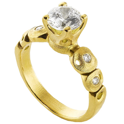 Alex Sepkus Perelandra Large Ring - R-222MA