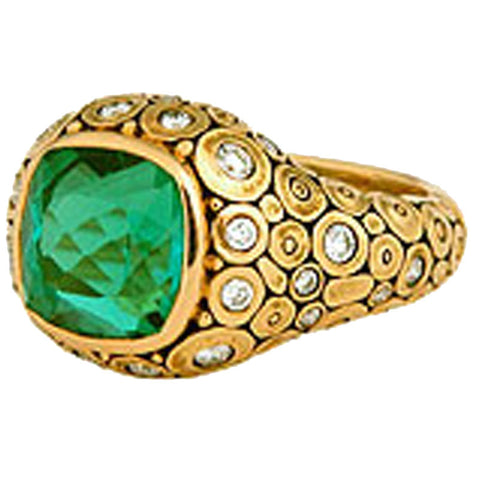 Alex Sepkus Lilly Cushion Ring - R-40R