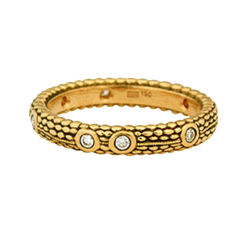 Alex Sepkus Brick Work Ring - R-46D