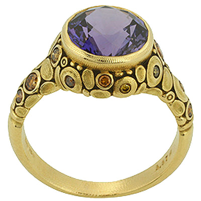 Alex Sepkus Circle Ring - R-84MDC