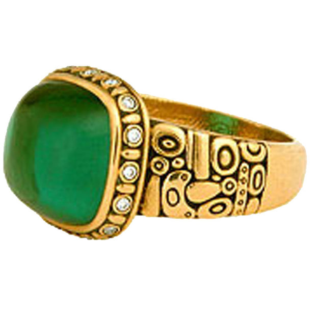 Alex Sepkus Aztec Ring - R-85M