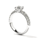 Hearts On Fire Rapture Engagement Ring