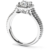 Hearts On Fire Repertoire Select Dream Split Shank Engagement Ring