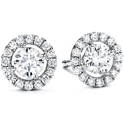 Hearts On Fire Repertoire Diamond Stud Earrings
