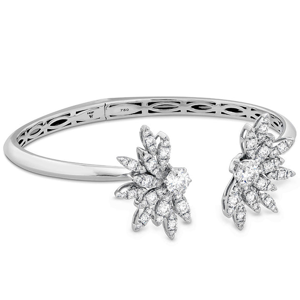Hearts On Fire White Kites Flight Diamond Bangle