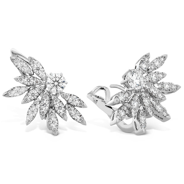 Hearts On Fire White Kites Flight Diamond Earring Studs