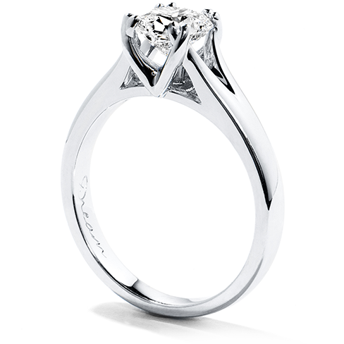 Hearts On Fire Seduction Dream Solitaire Engagement Ring