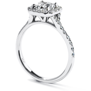 Hearts On Fire Transcend Dream Engagement Ring