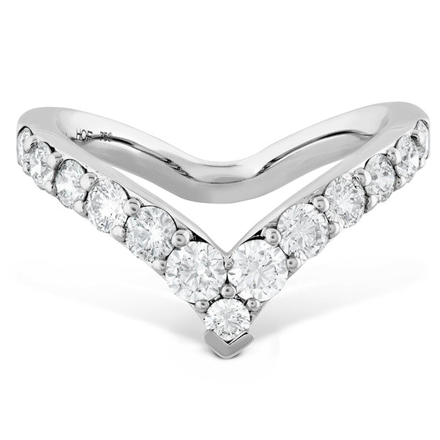 Hearts On Fire Triplicity Single Pointed Diamond Ring