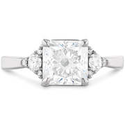 Hearts On Fire Triplicity Dream Diamond Engagement Ring