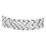 Hearts On Fire Triplicity Fringe Diamond Bracelet