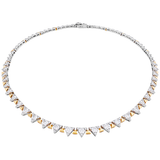 Hearts On Fire Triplicity Line Diamond Necklace