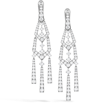 Hearts On Fire Triplicity Pointed Drop Earrings