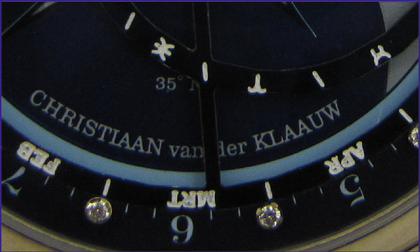 Christiaan Van der Klaauw Astrolabium Watch - CVDK