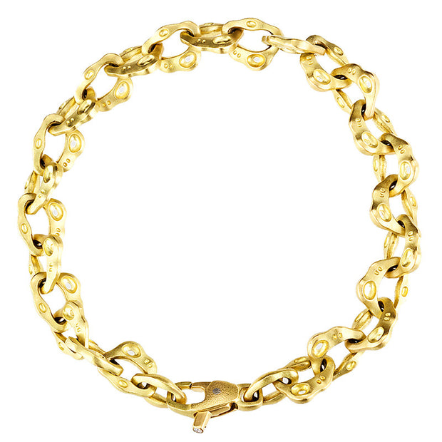 Alex Sepkus Linked Bracelet - B-58