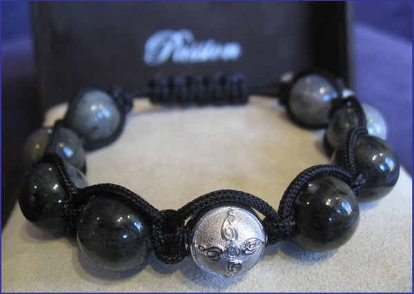 Passion Collection Night Shambhala Bracelet