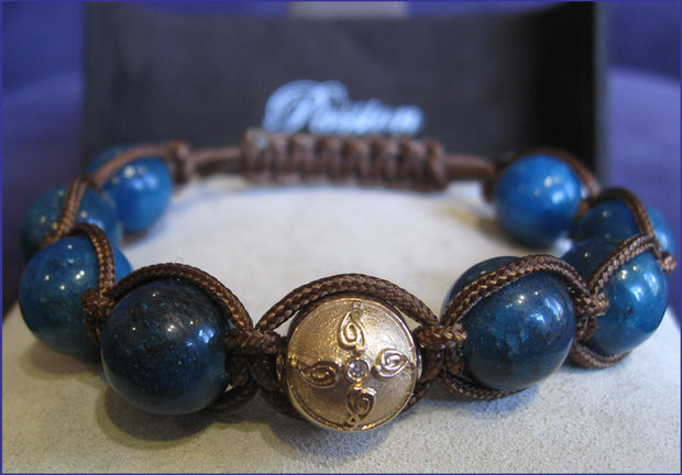 Passion Collection Water Shambhala Bracelet