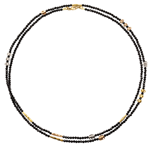 Alex Sepkus Drop Beaded Necklace - BN-134