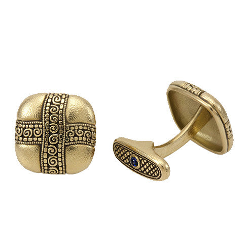 Alex Sepkus Ribbon Cufflinks - C-1