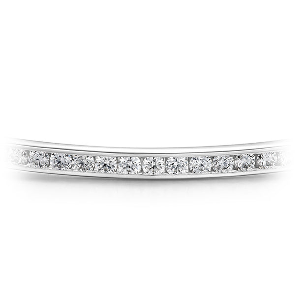 Hearts On Fire Classic Channel Set Diamond 270 Bangle