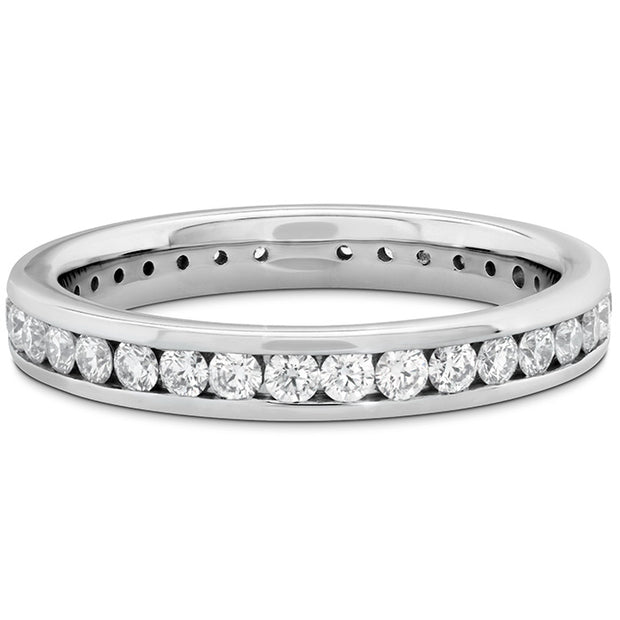 Hearts On Fire Channel Diamond Eternity Band