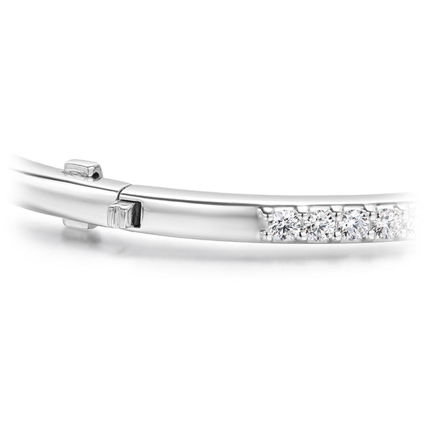 Hearts On Fire Classic Prong Set Diamond 210 Bangle