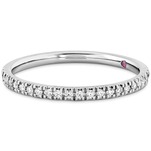 Hearts On Fire Sloane Wedding Diamond Band