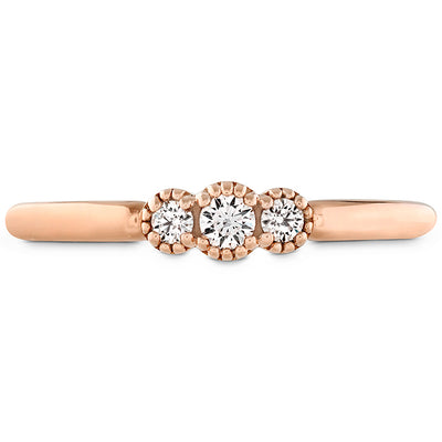 Hearts On Fire Behati Sweetheart Diamond Band