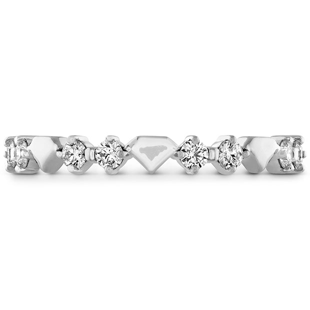 Hearts On Fire Behati Bold Shapes Diamond Band