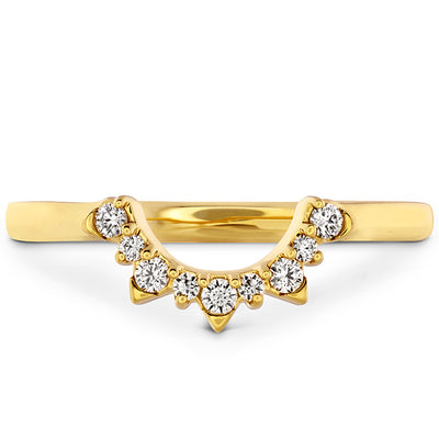 Hearts On Fire Behati Tiara Diamond Band