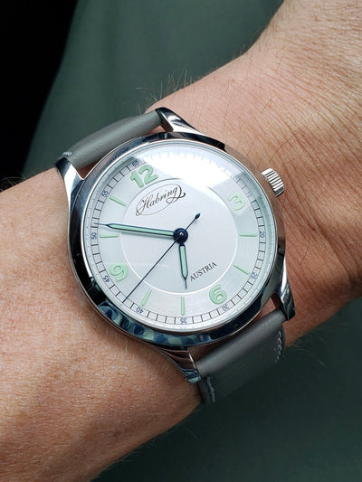 Habring2 Steel Grand Erwin Passion 10th Anniversary Special Edition watch
