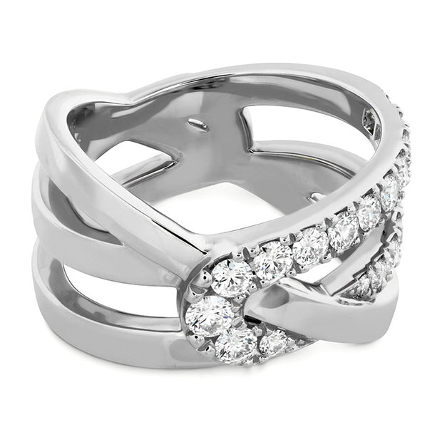 Hearts On Fire Optima Wrap Diamond Ring