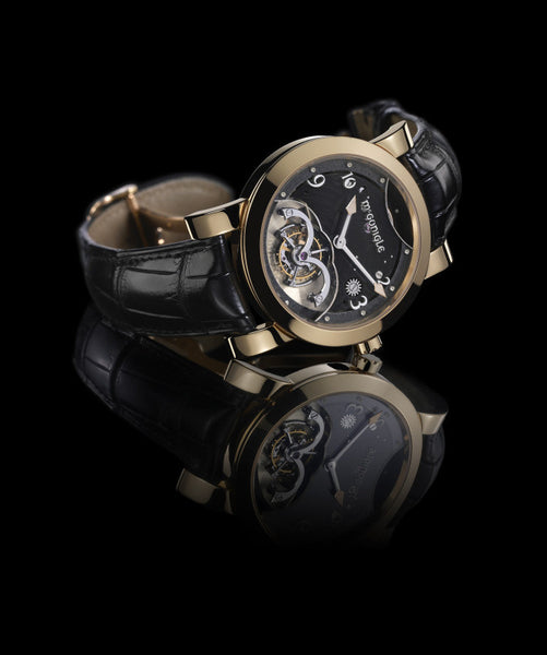 McGonigle Tourbillion Watch
