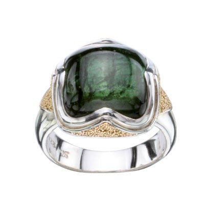 Steven Battelle Point Graduation Ring