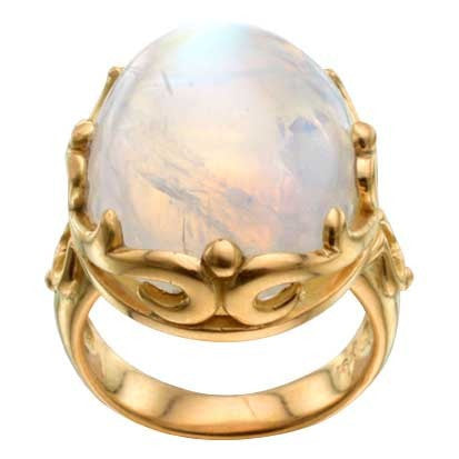 Steven Battelle Crown Ring