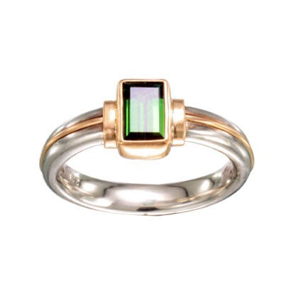 Steven Battelle Double Band Ring