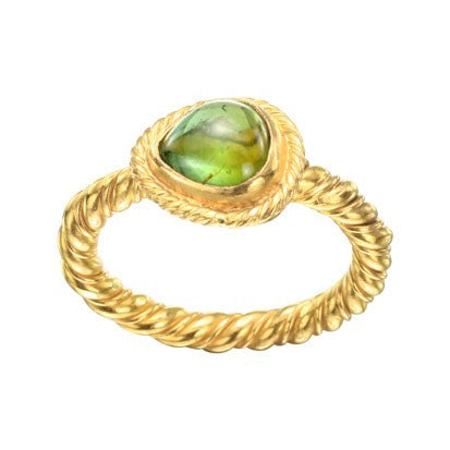 Steven Battelle Braid Basket Ring
