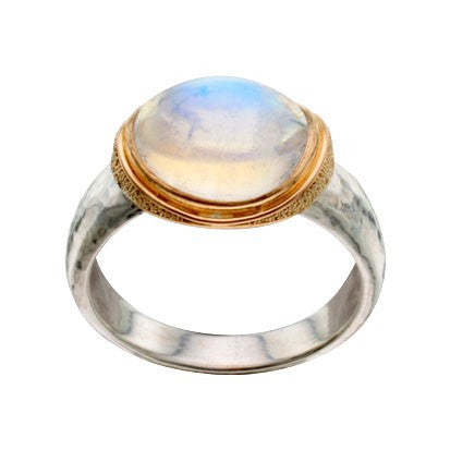 Steven Battelle Sand Graduation Ring